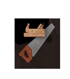 Hallbergmooser-Brauspezialitaeten-Handwerkerhelles-Wappen-Schreiner-Werkzeug-240x270