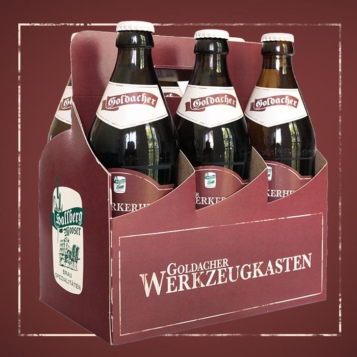Handwerker-Bier-Geschenk