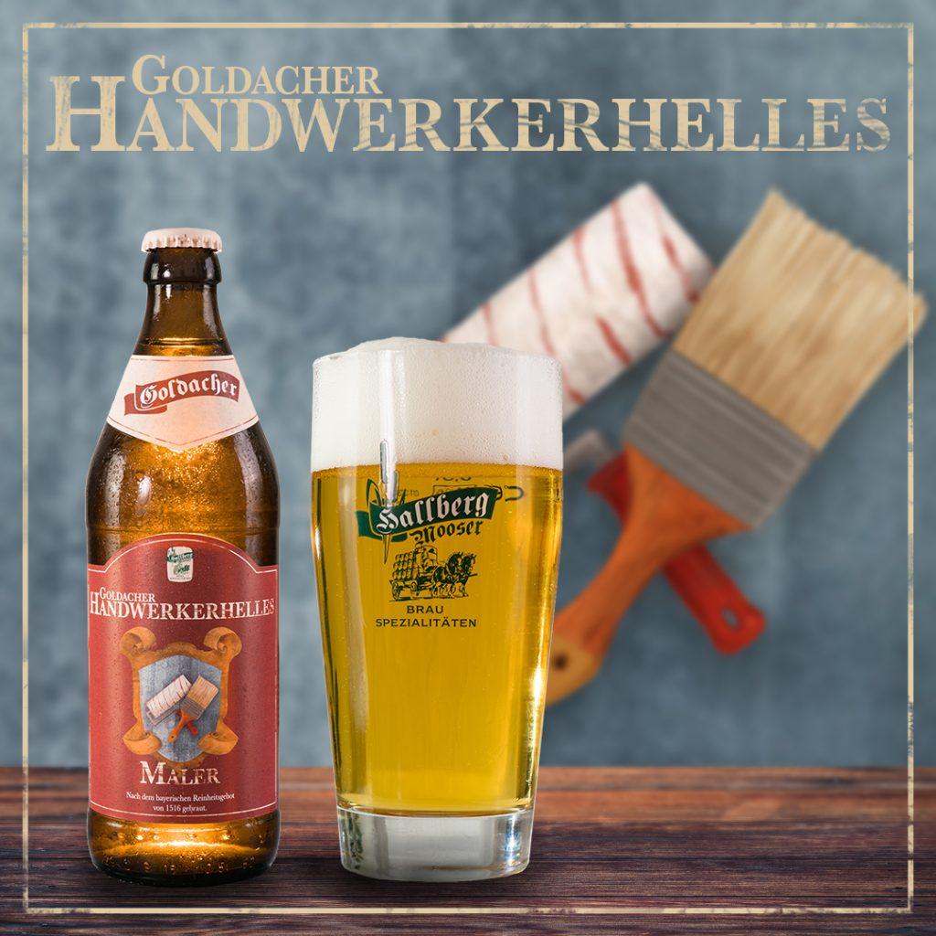 Geschenk-Handwerker-Bier-Maler