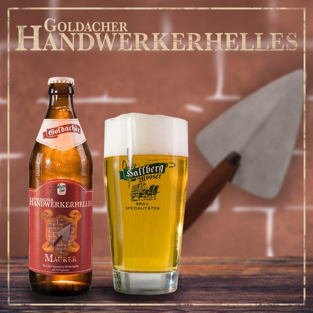 Geschenk-Handwerker-Bier-Maurer