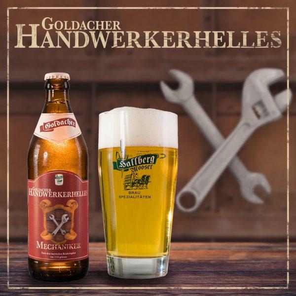 Geschenk-Handwerker-Bier-Mechaniker