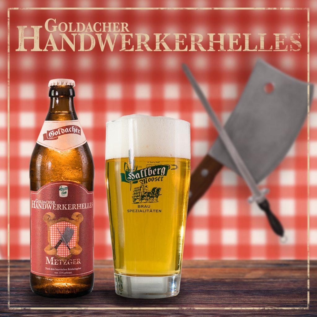 Geschenk-Handwerker-Bier-Metzger
