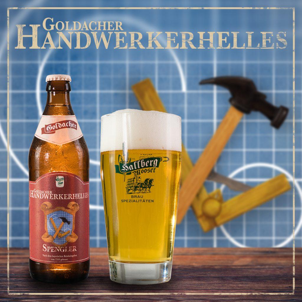 Geschenk-Handwerker-Bier-Spengler